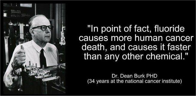 Fluoride Dangers