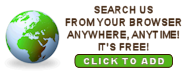 Nature's Alternatives Browser Search Tool. Search Us Anywhere, Anytime!