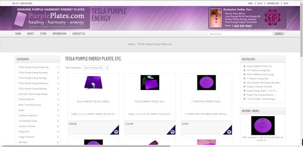 PurplePlates. com Named Copycat by EIP Arizona with EIP Logo