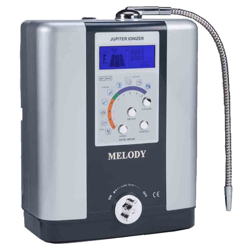 Melody Jupiter alkaline water machine