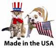 Pet proucts made in the USA