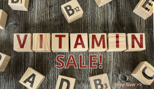 Vitamin Sale!
