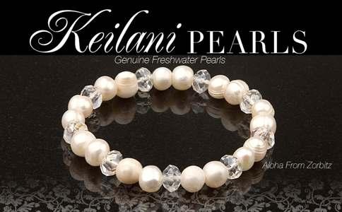 Keilani Freshwater Pearls
