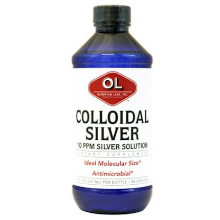 Colloidal Silver Liquid Products