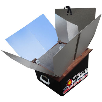 Sun Oven Brand Solar Oven at Nature's Alternatives