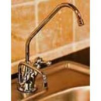 AlkaViva Undersink Melody & Athena Double Spout Faucet Polished Chrome