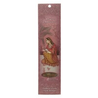 Prabhuji's Gifts Stick Incense Ragini Bhairavi Passion Rose & Vanilla 10 Sticks