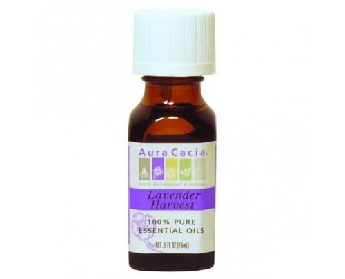 Aura Cacia Aromatherapy Oil Blend Lavender Harvest 0.5oz.