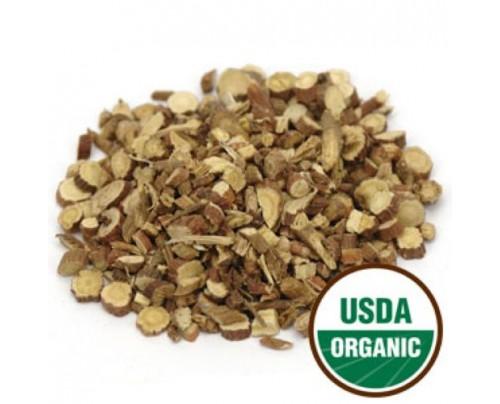 Starwest Botanicals Organic Licorice Root C/S Bulk 1lb.