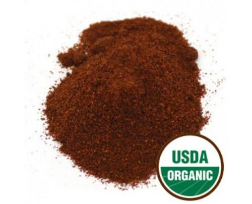 Starwest Botanicals Organic Chili Powder Dark Roast Bulk 1 lb.