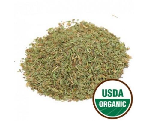 Starwest Botanicals Organic Thyme C/S Bulk 1lb.