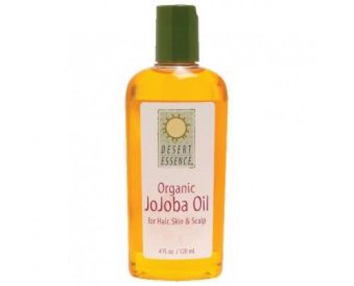 Desert Essence Jojoba Oil Organic 4oz.