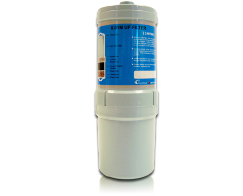 AlkaViva Replacement Jupiter Biostone Ultra 0.01 Micron Filter for Well Water
