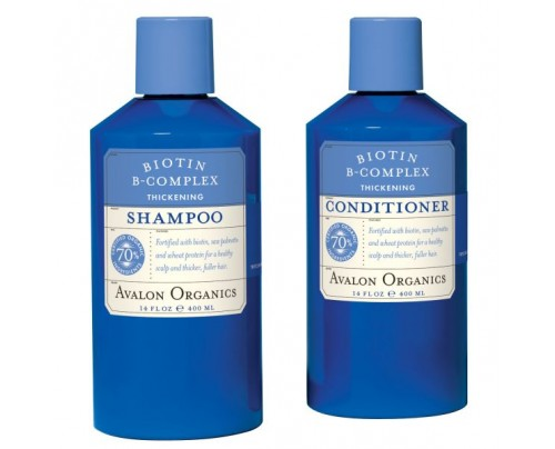 Avalon Organics Biotin B-Complex Therapy Thickening Shampoo 14 fl. oz.