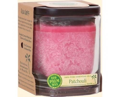 Aloha Bay Candle Aloha Jar Patchouli Rose 8oz.