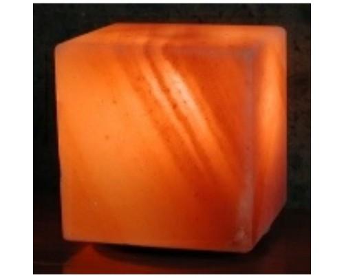 Aloha Bay Himalayan Salt Crystal Cube Lamp