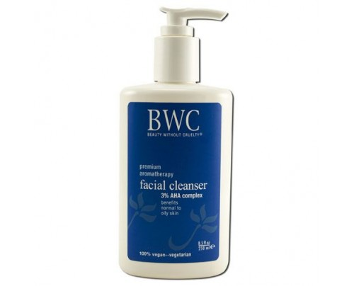 Beauty Without Cruelty 3% AHA Facial Cleanser 8.5oz.