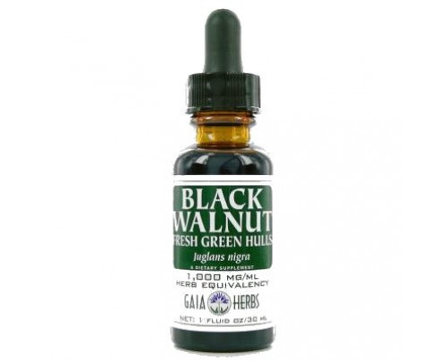 Gaia Herbs Black Walnut Hulls Extract