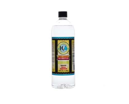 Complete H2O Minerals Germanium Ionic Mineral Water 50 ppm 32 fl. oz.