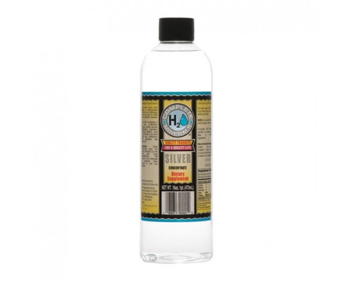Complete H2O Minerals Silver Ionic Mineral Water 100 ppm 16 fl. oz.