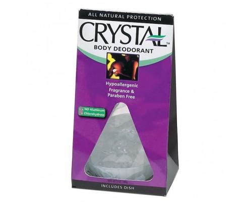 Crystal Body Deodorant Rock 5oz.