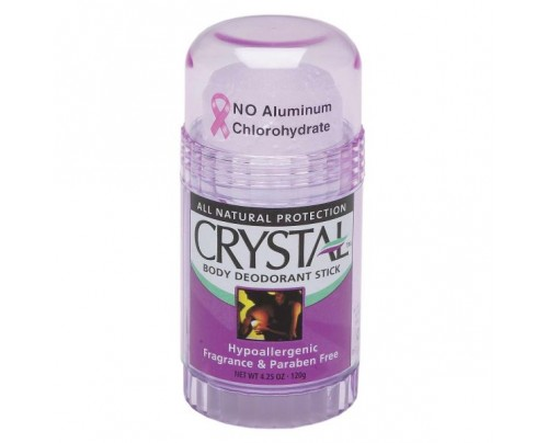 Crystal Body Deodorant Stick 4.25oz.