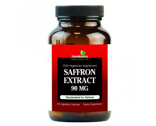 Futurebiotics Saffron Extract 60 Vegetarian Capsules