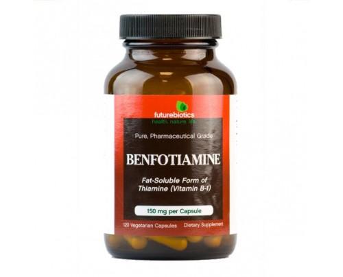 Futurebiotics Benfotiamine 150 mg 120 Vegetarian Capsules