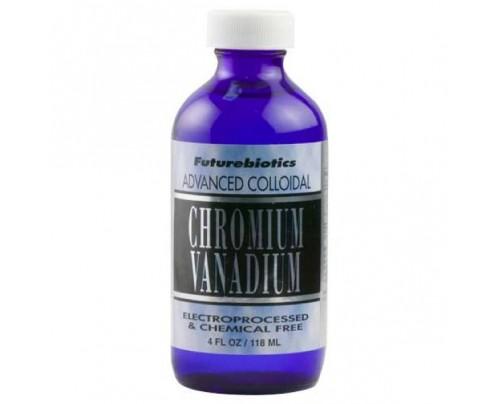 Futurebiotics Chromium Vanadium Colloidal Mineral 4 fl. oz.