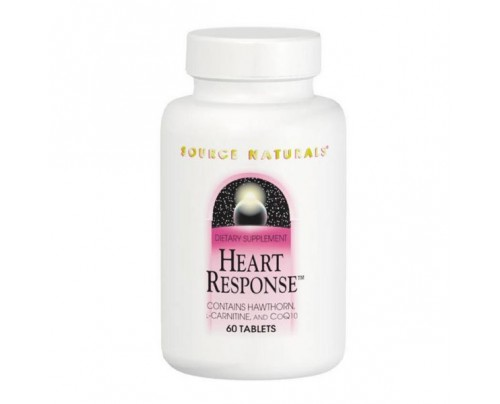 Source Naturals Heart Response Tablets