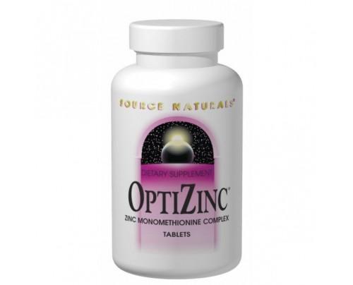 Source Naturals OptiZinc 30mg Tablets