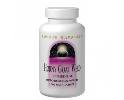 Source Naturals Horny Goat Weed 1,000mg Tablets