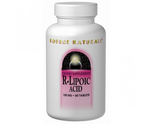 Source Naturals R-Lipoic Acid Tablets