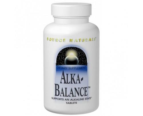 Source Naturals Alka-Balance Tablets