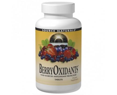 Source Naturals BerryOxidants Tablets
