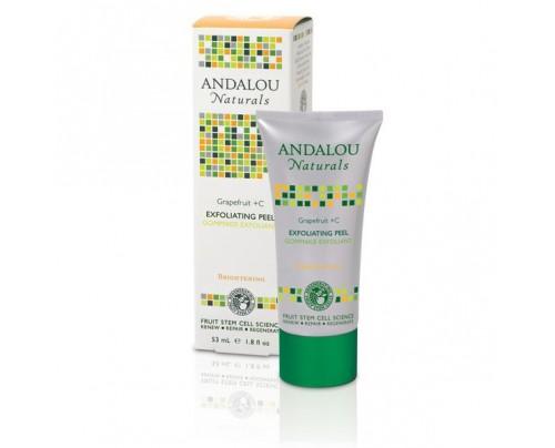 Andalou Naturals Grapefruit + Vitamin C Exfoliating Peel 1.8 oz.