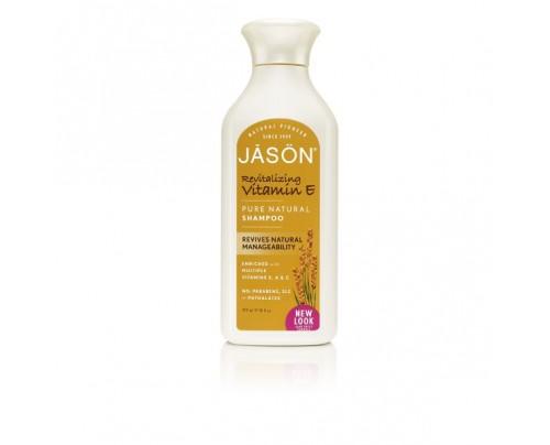 Jason Revitalizing Vitamin E Shampoo 16oz.
