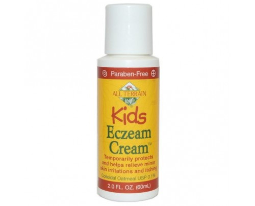 All Terrain Kids Eczeam Cream 2oz.