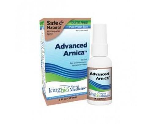 King Bio Homeopathic Advanced Arnica 2oz.