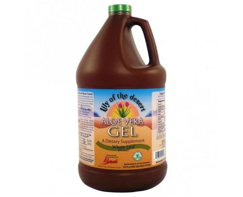 Lily Of The Desert Aloe Vera Gel Whole Leaf Gallon