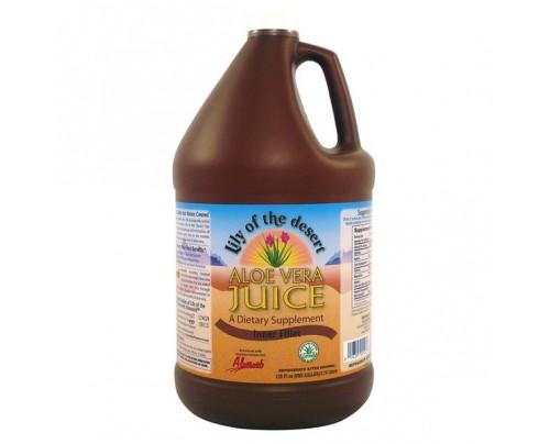 Lily Of The Desert Aloe Vera Inner Fillet Juice Gallon