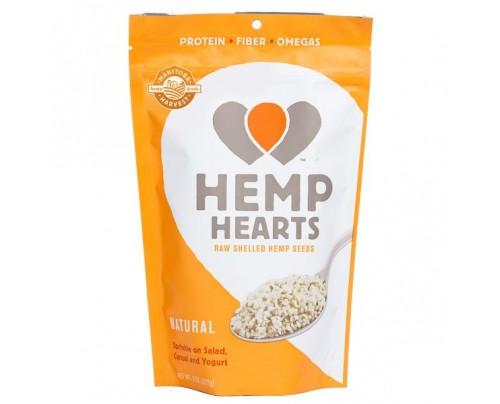 Manitoba Harvest Hemp Foods Hemp Hearts Natural Raw Shelled Hemp Seeds 8 oz. (227 g)