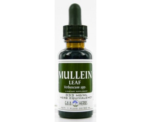 Gaia Herbs Mullein Leaf Extract