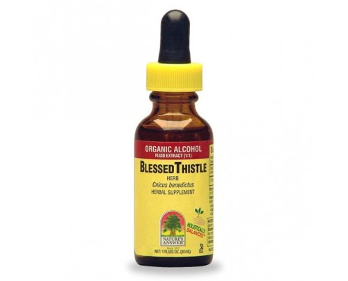 Nature's Answer Blessed Thistle Extract 1oz.