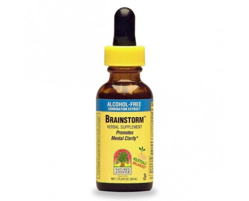 Nature's Answer Brainstorm Alcohol-Free Extract 1oz.