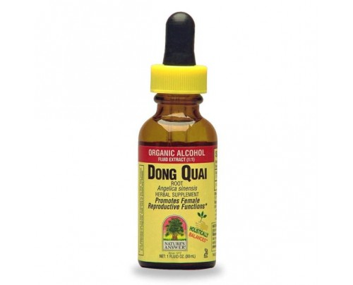 Nature's Answer Dong Quai Alcohol-Free Extract 1oz.