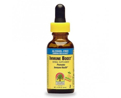 Nature's Answer Immune Boost Alcohol-Free 1oz.