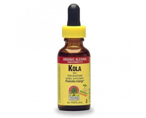 Nature's Answer Kola Nut Extract 1oz.