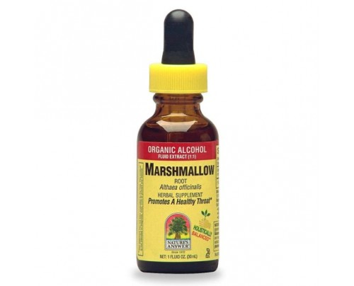 Nature's Answer Marshmallow Root Extract 1oz.