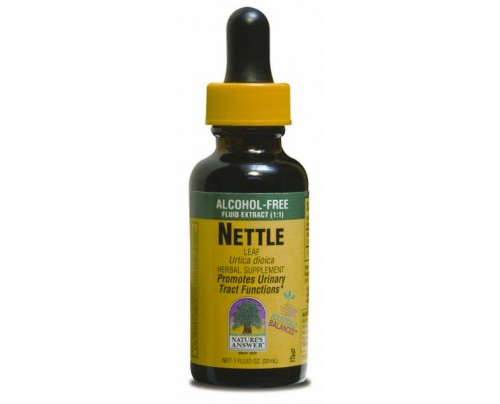 Nature's Answer Nettles Alcohol-Free Extract 1oz.
